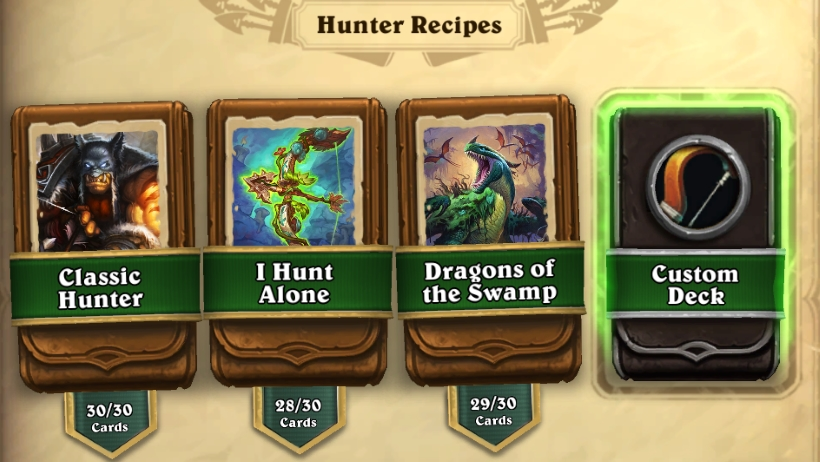 Hearthstone: Whizbang Deck List Guide - Deck Recipes & Combos | Metabomb