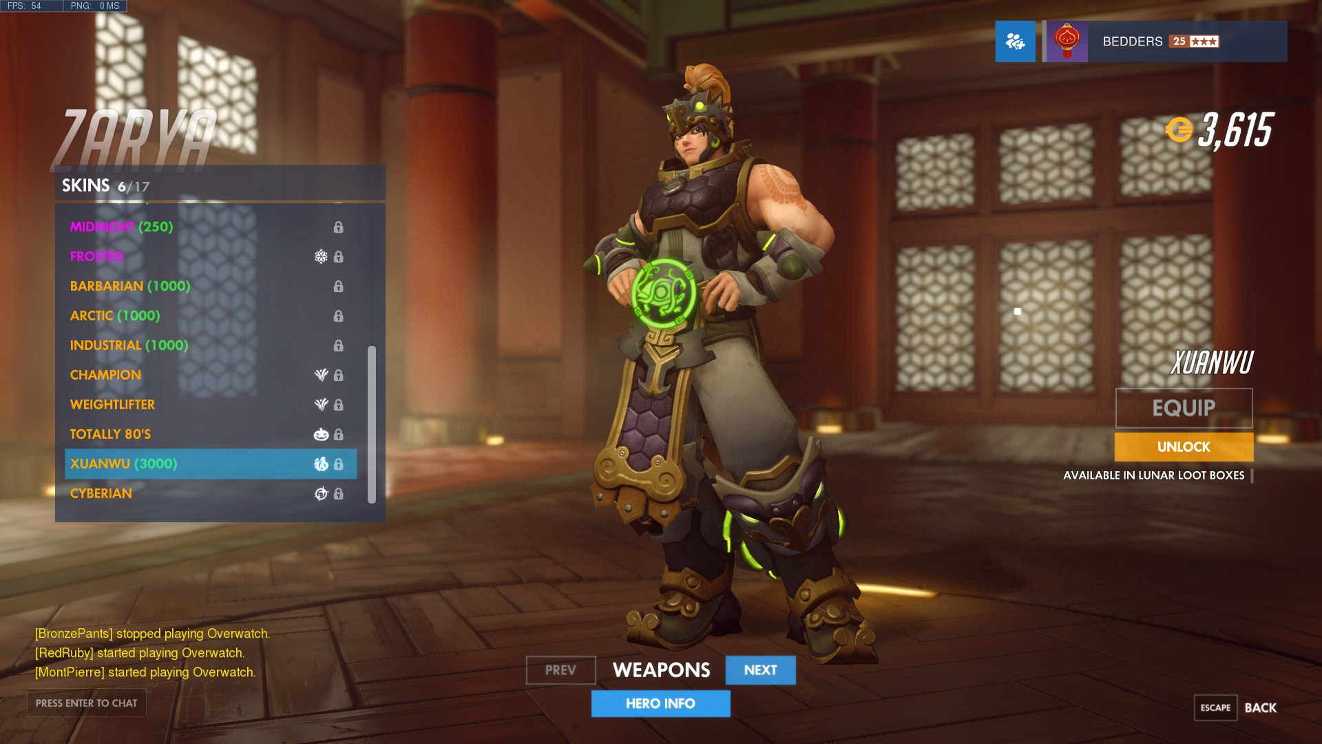overwatch skins year of the dog