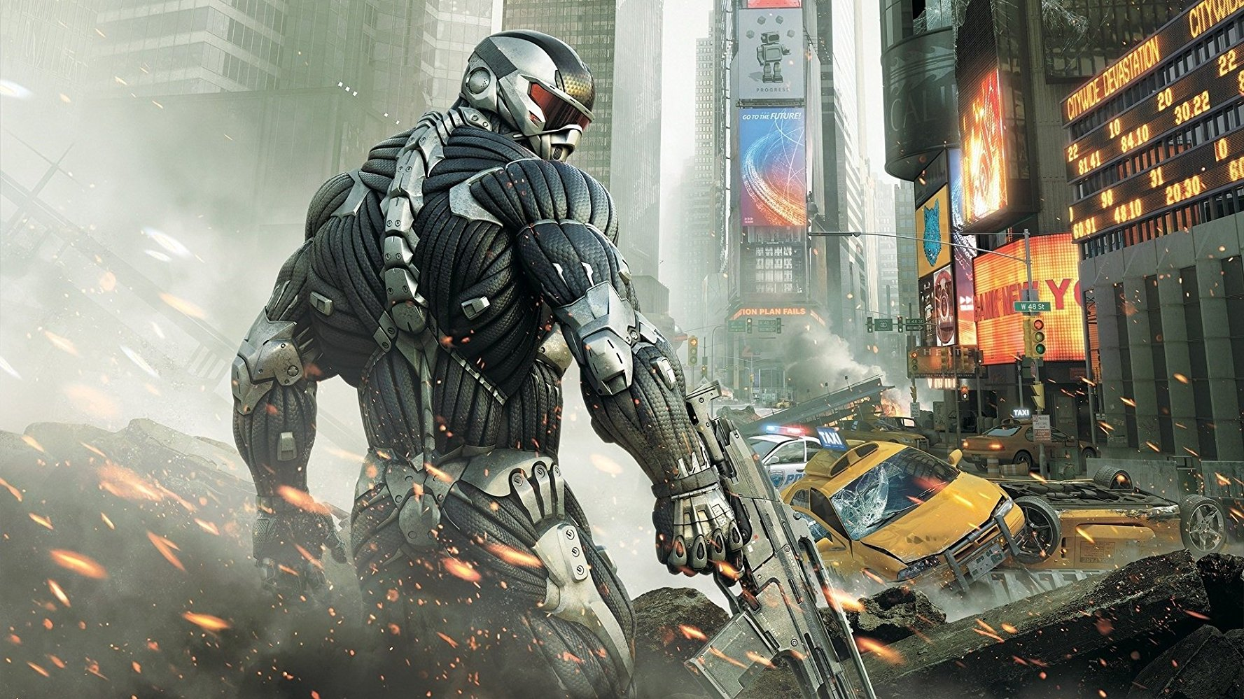 Crysis 2 Revisited: The Console Effect!