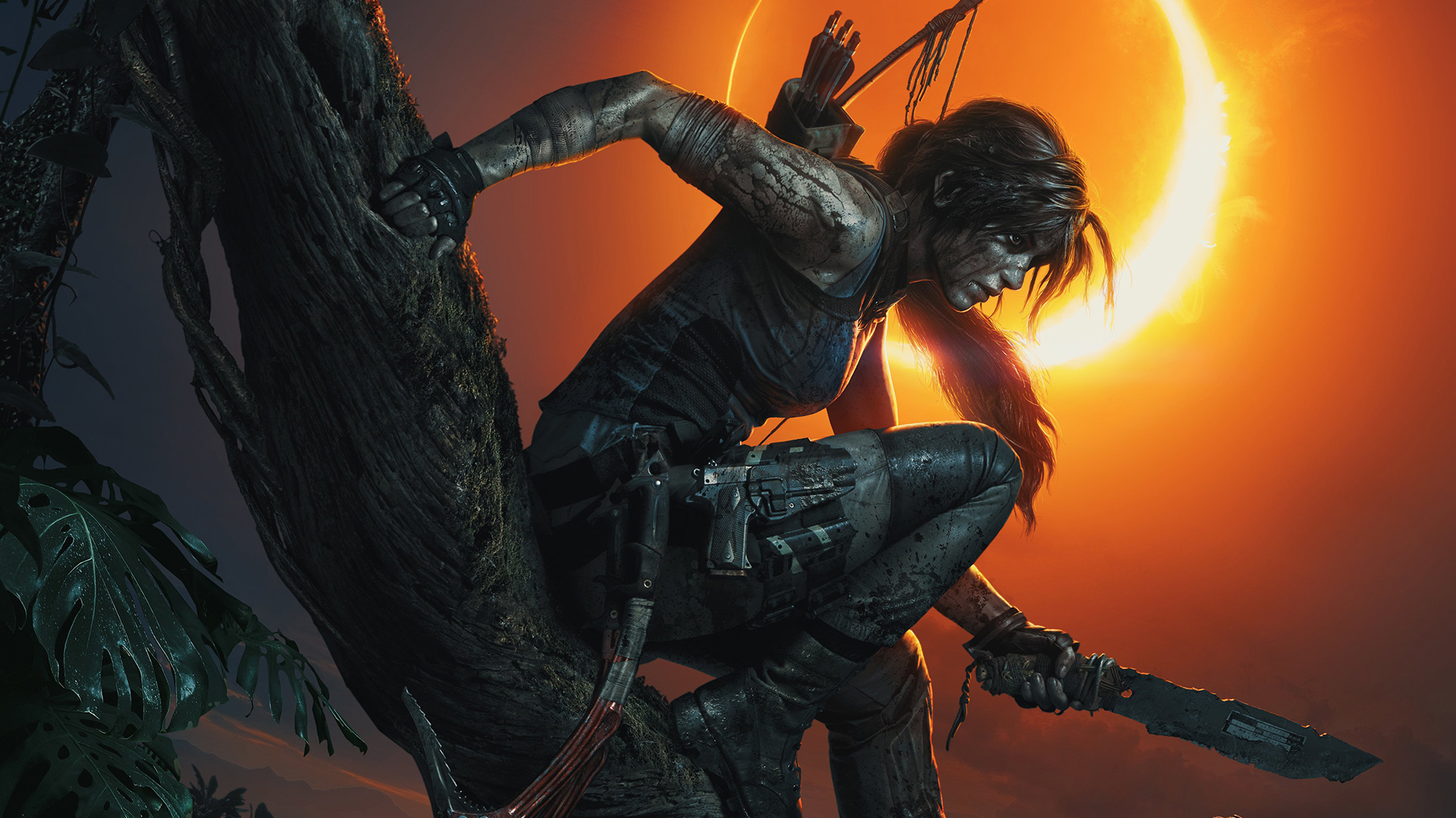 Shadow of the Tomb Raider: Xbox One X Early Analysis