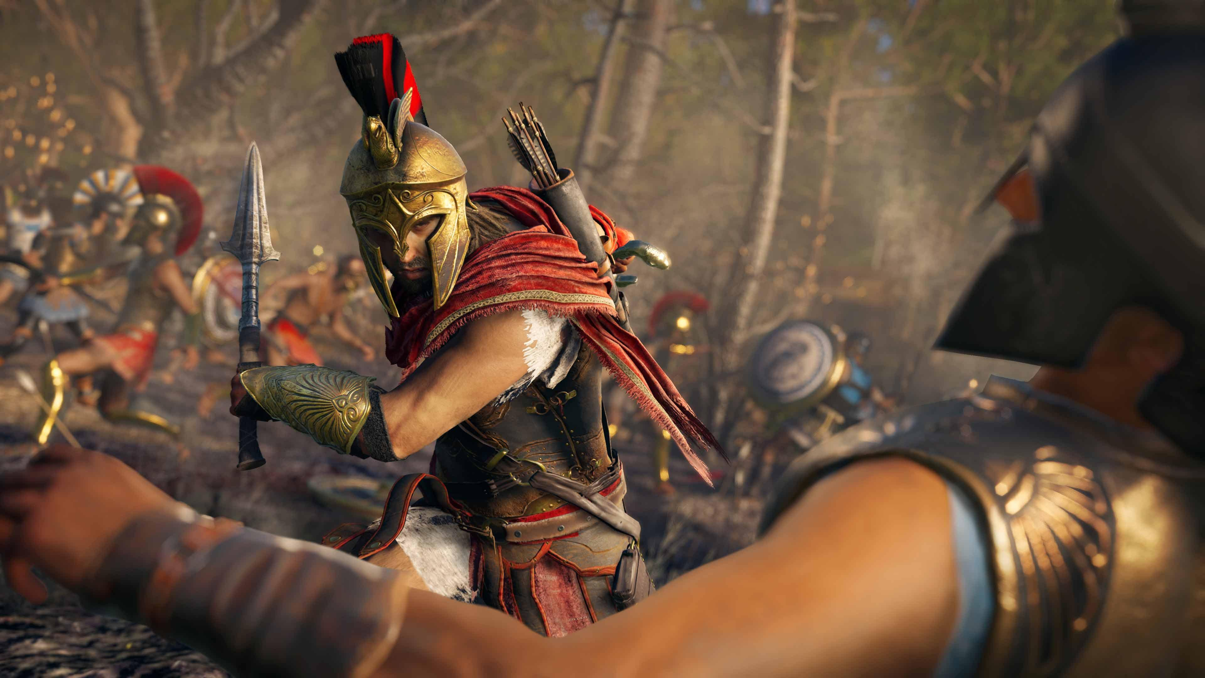 confirmed assassins creed odyssey -