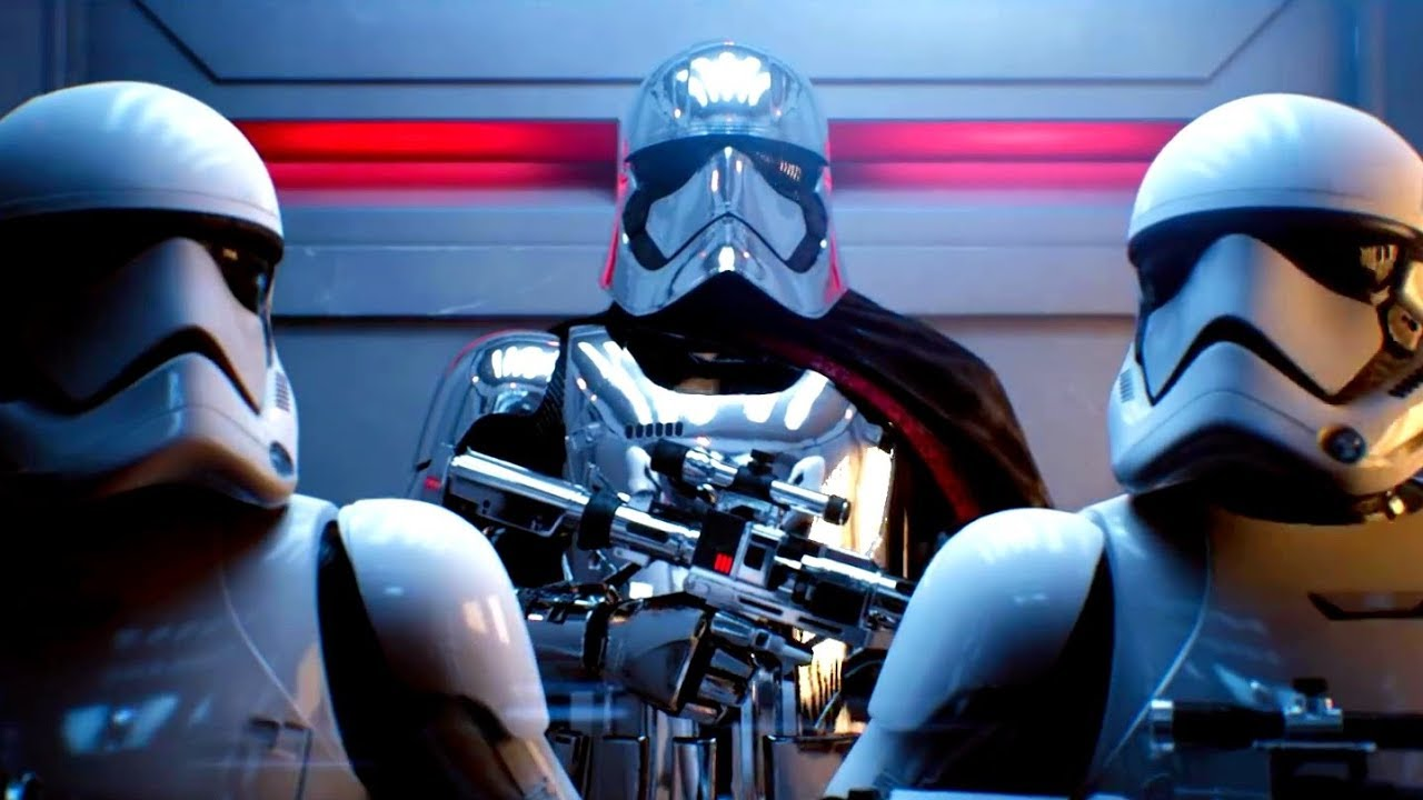 Nvidia Reflections: Star Wars Ray Tracing    With DLSS!
