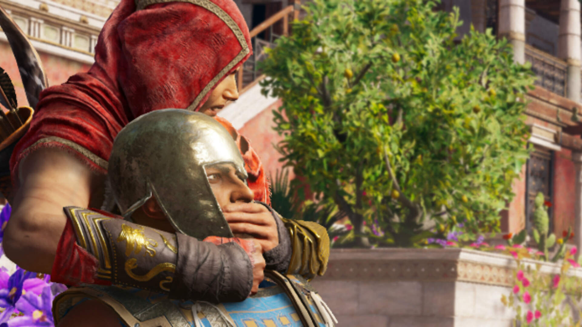 Assassin's Creed Odyssey Legacy of the First Blade DLC Launches Next Week