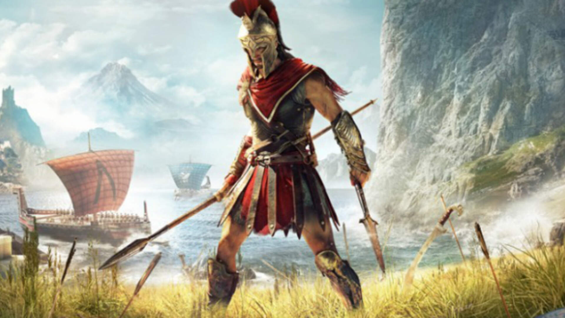 Here S 16 Minutes Of Assassin S Creed Odyssey 4k Gameplay Usgamer
