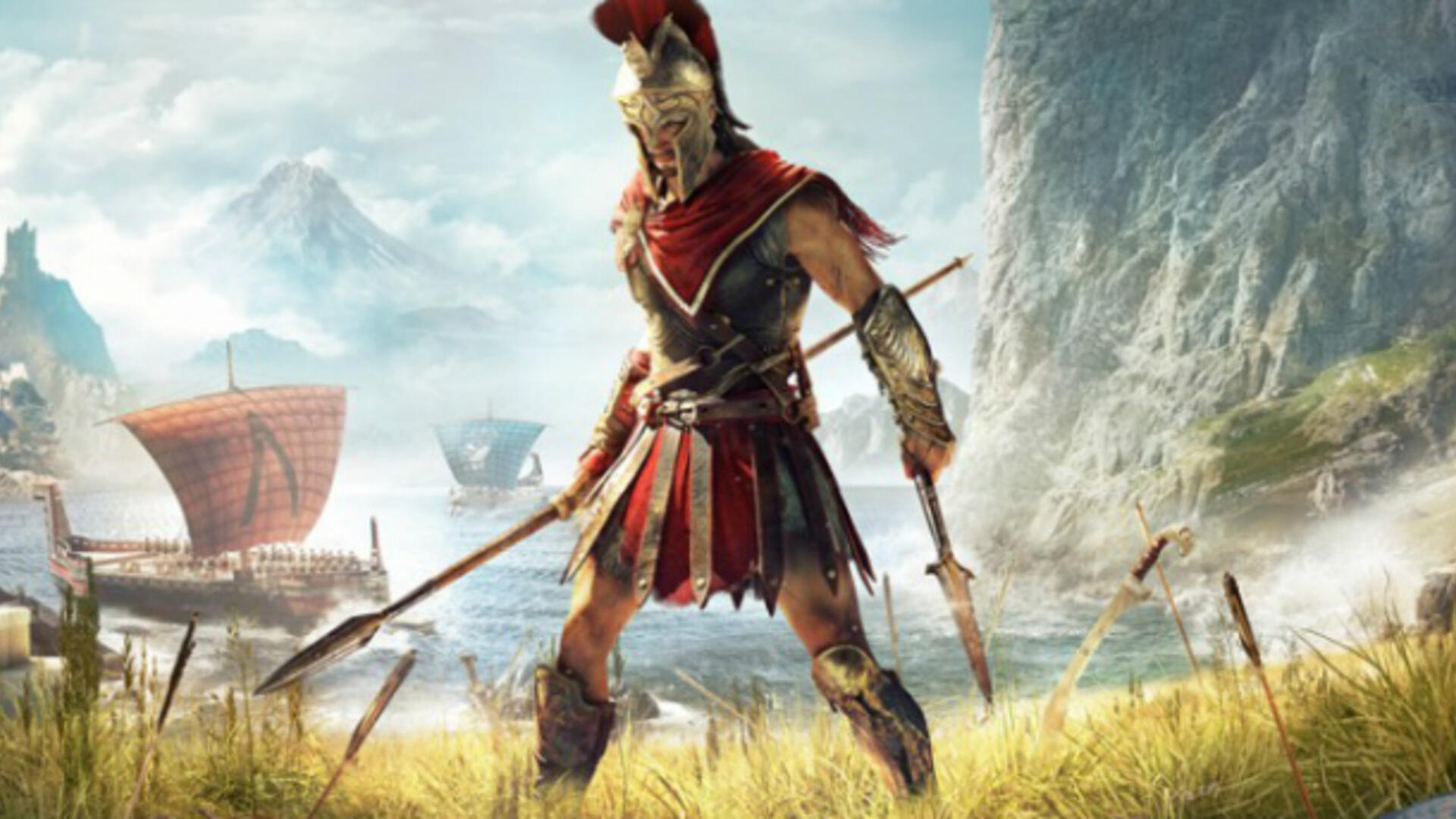 Here's 16 Minutes of Assassin's Creed Odyssey 4K Gameplay