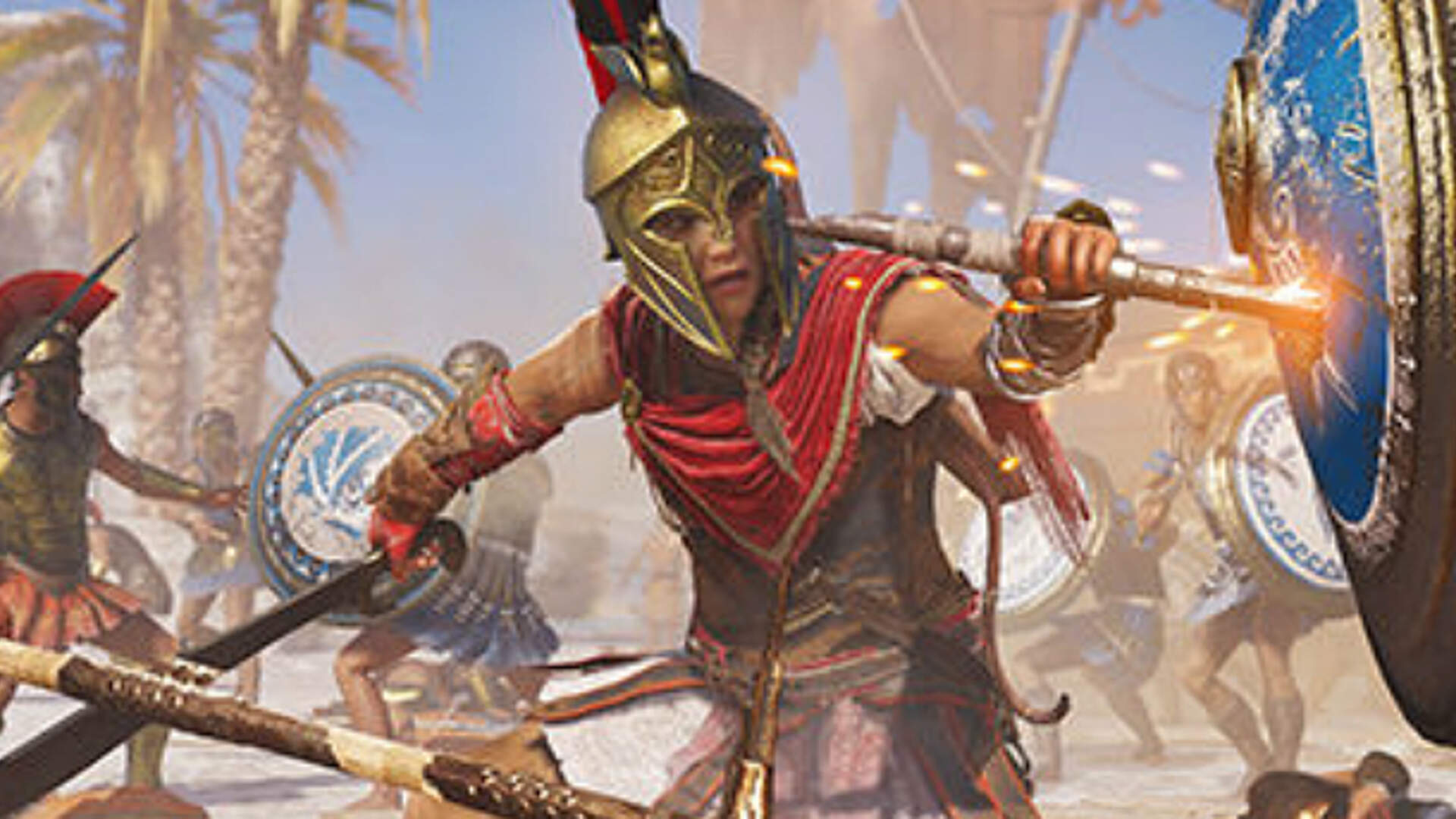 Assassin's Creed Odyssey Lets You Fight Alongside a Past AC Protagonist