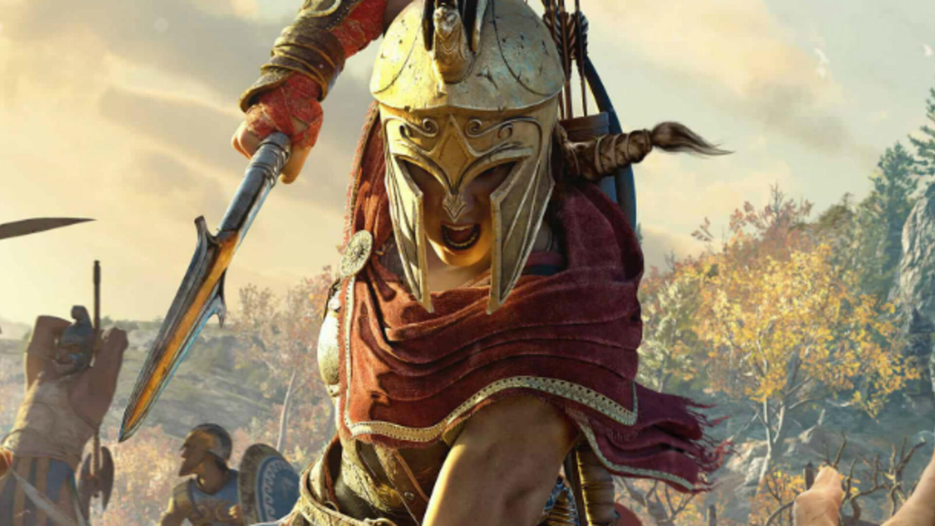 Assassin's Creed Odyssey Gets New Visual Customization Options This Month