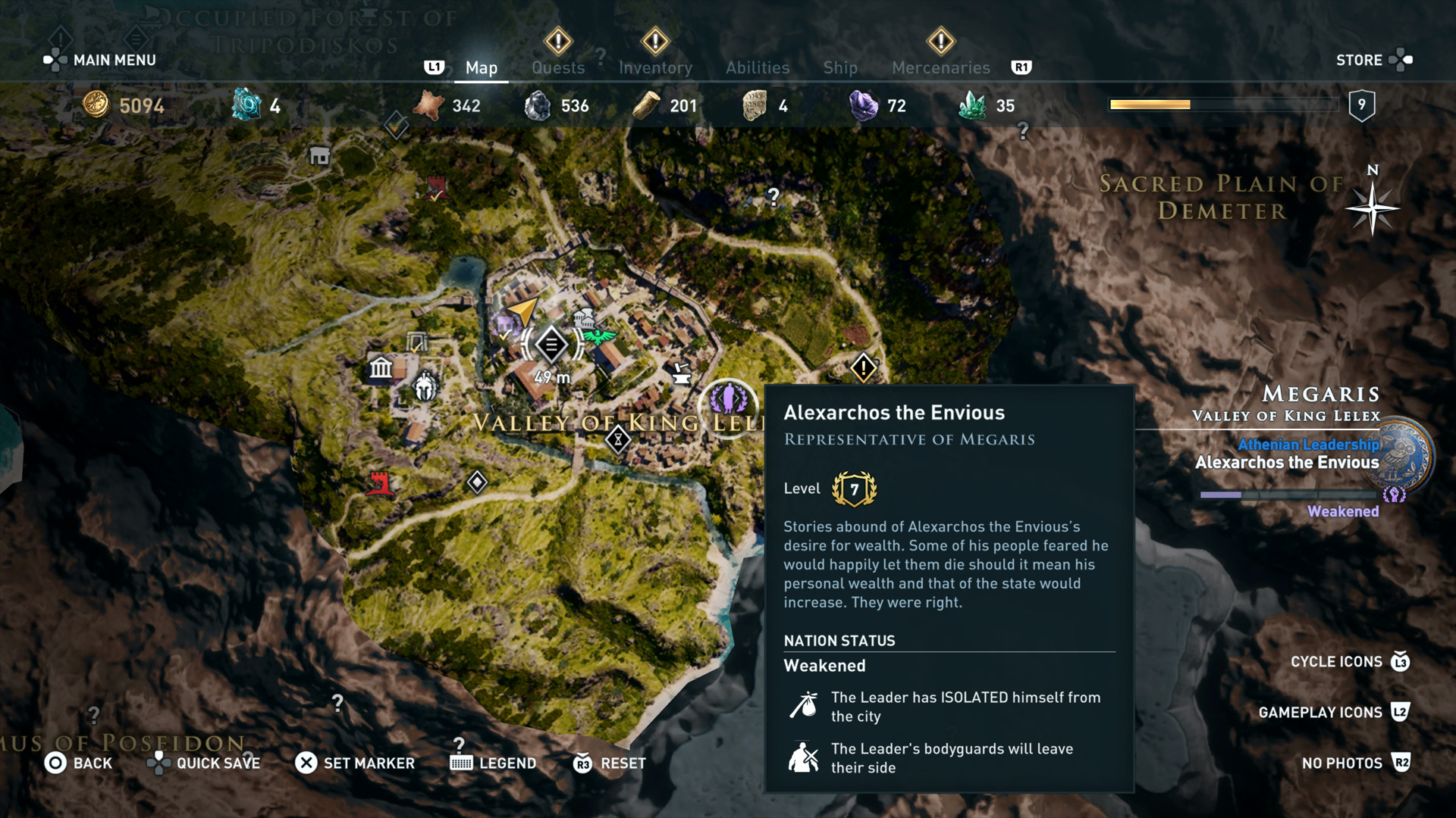 Assassin S Creed Odyssey Review Usgamer