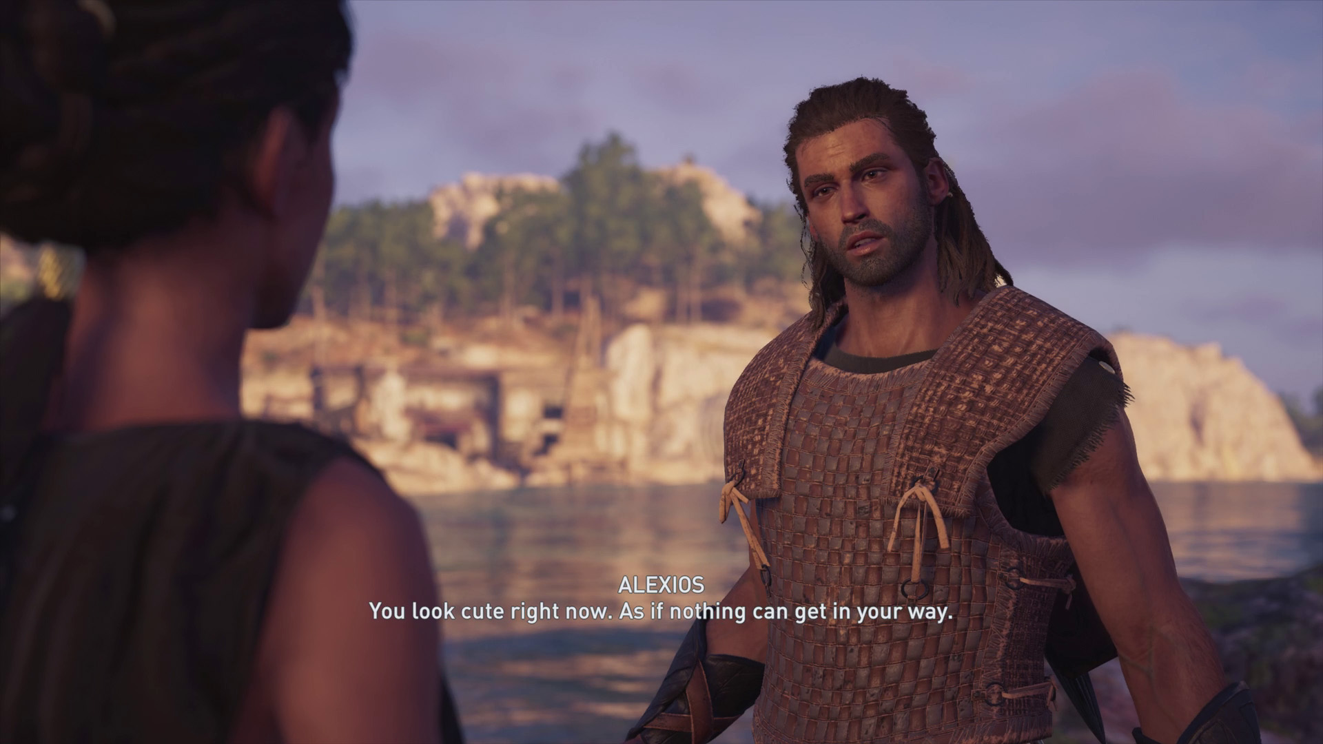 Assassin S Creed Odyssey Celebrates Flings Rather Than Romance