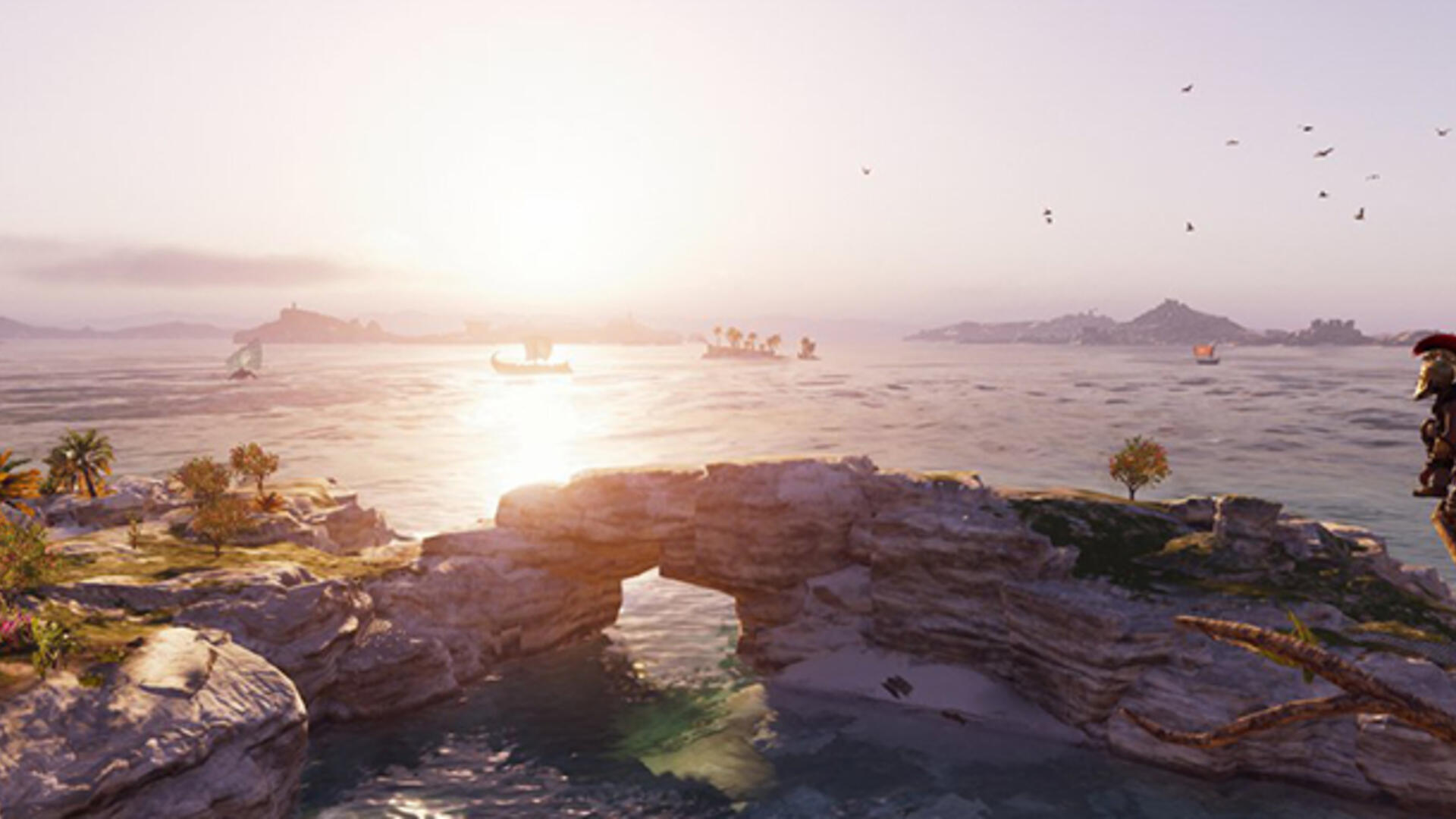 Assassin's Creed Odyssey's Story is Surprisingly Underwhelming Over the First 20 Hours