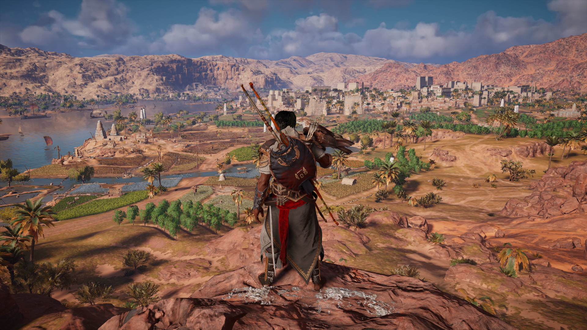 Assassin S Creed Origins The Curse Of The Pharoahs Dlc Review