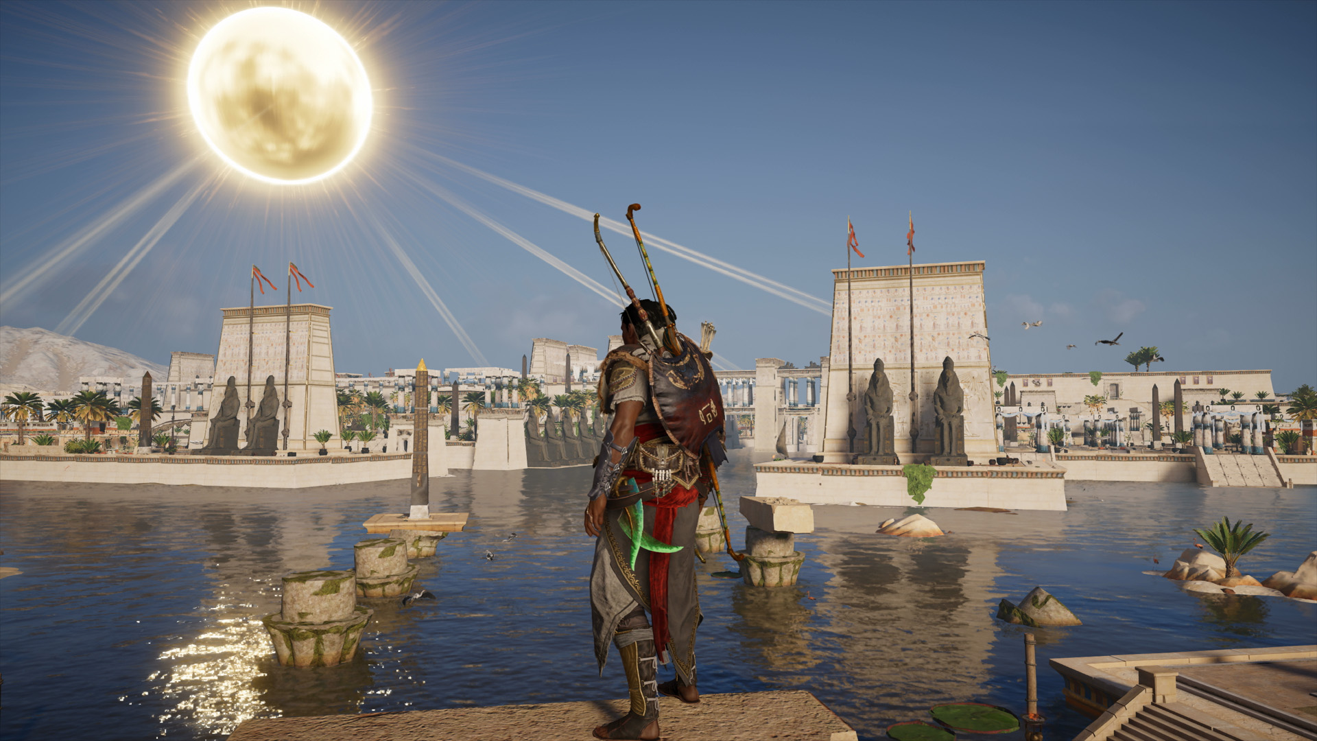 Assassins Creed Origins The Curse Of The Pharoahs Dlc Review