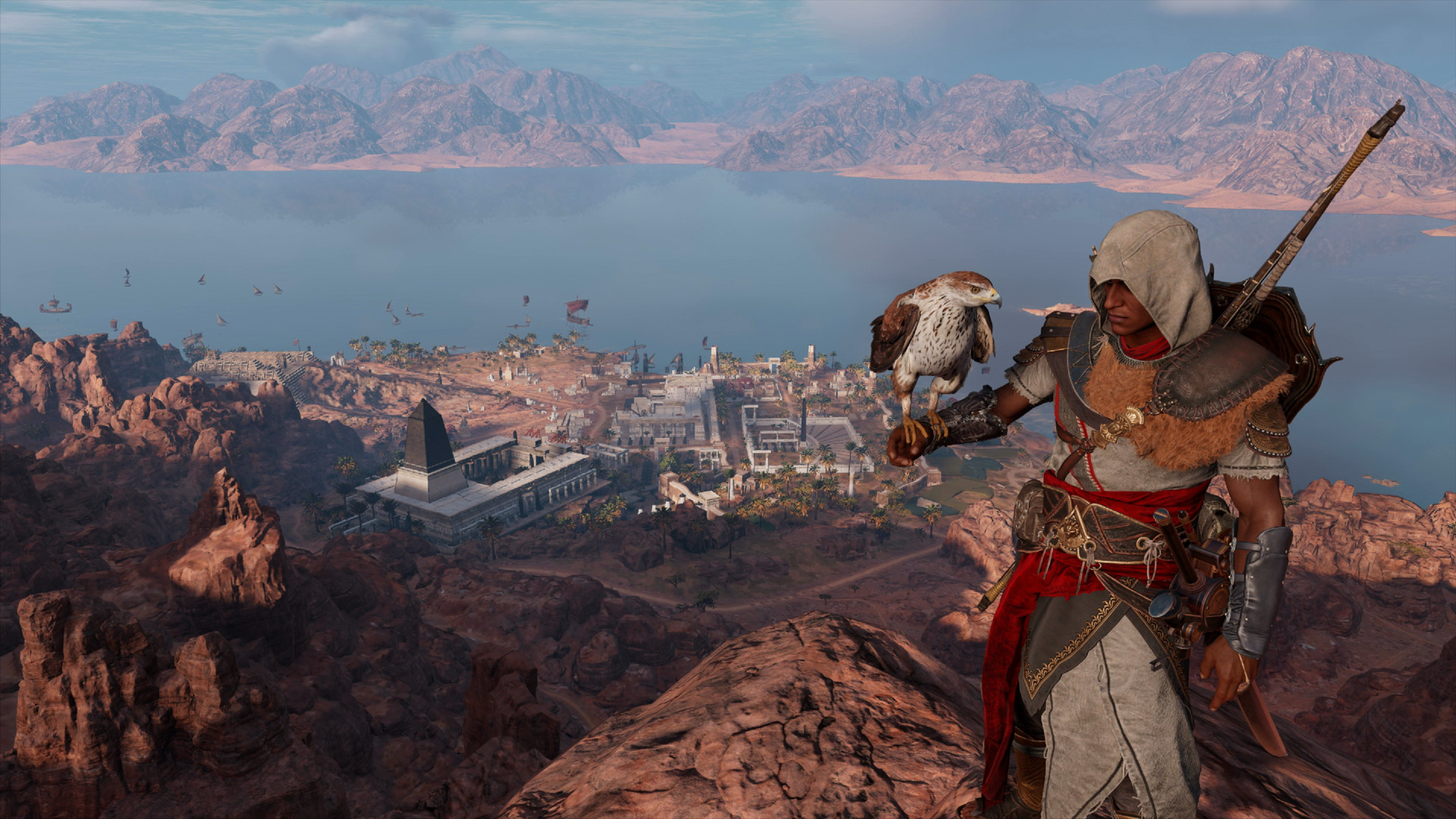 Assassin S Creed Origins The Hidden Ones Dlc Review Addition
