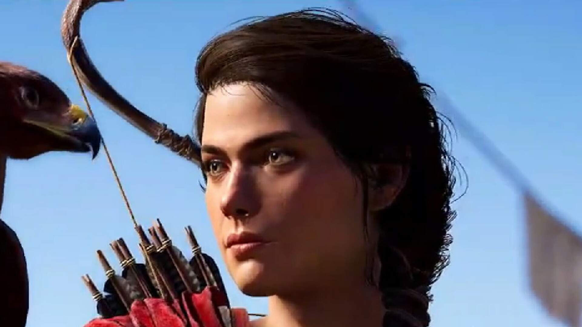 Assassin S Creed Odyssey Novel Features Kassandra As The Canon