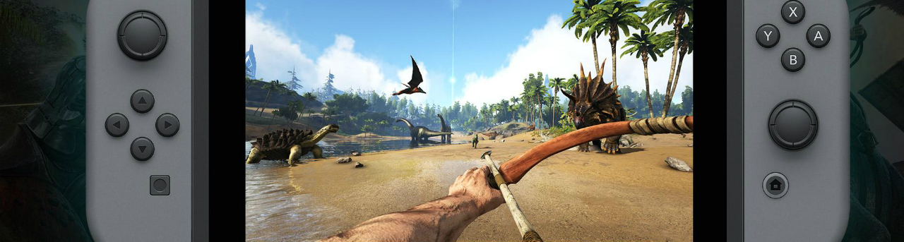 Ark: Survival Evolved on Switch: Is it Really a Disaster