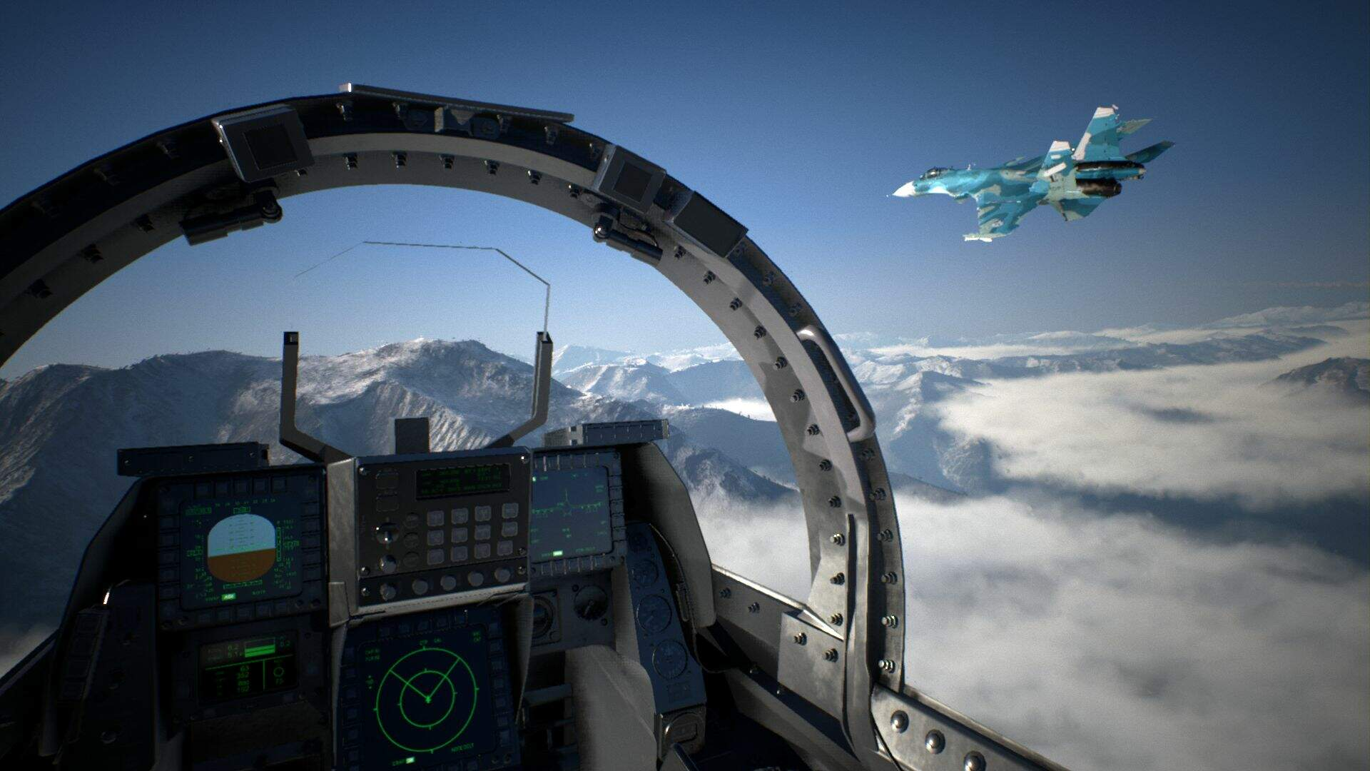 The Best Console To Play Ace Combat 7 Is Kind Of Surprising Usgamer