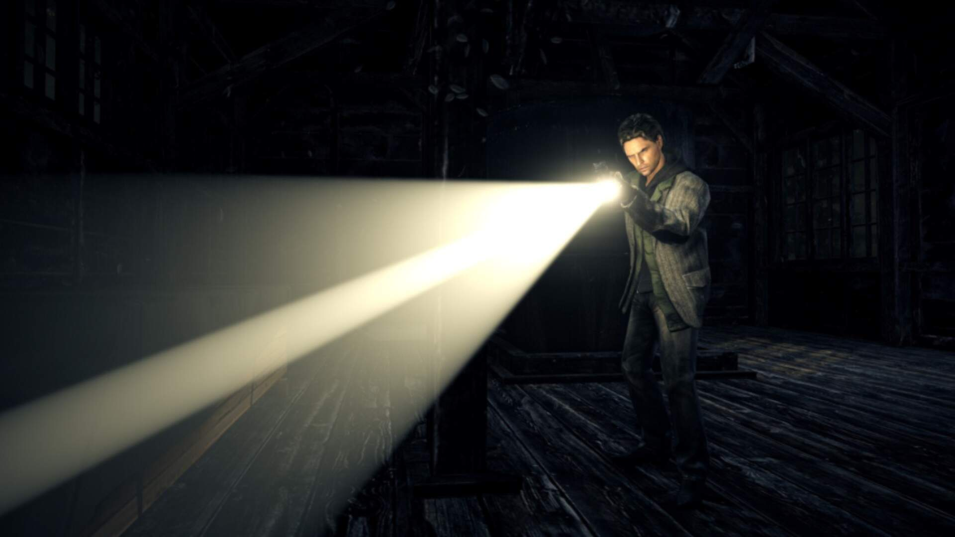 An Alan Wake TV Show is in the Works - Call us Steven Urprised