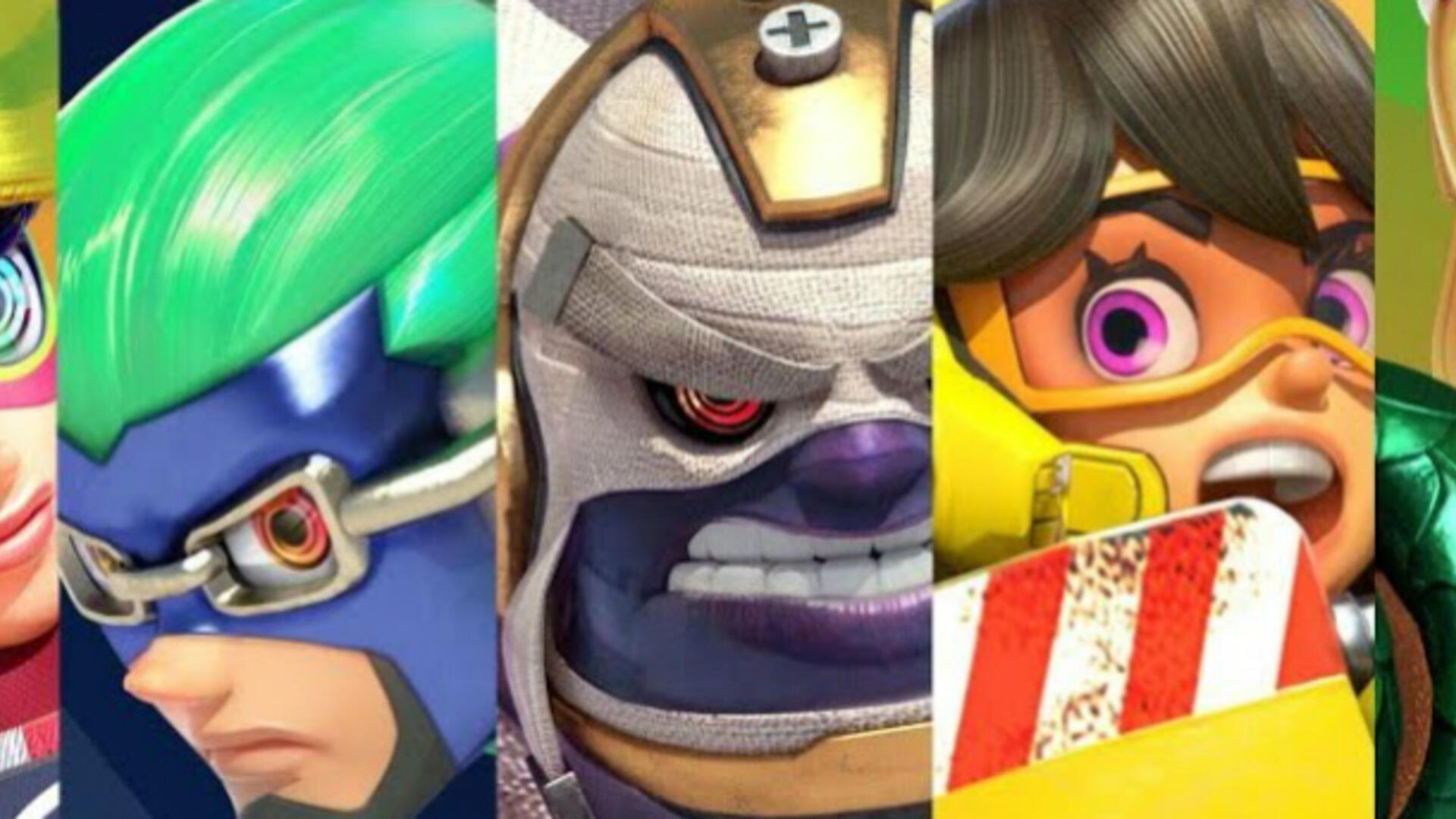 Arms Tier List Nintendo Reveals Who The Top Players Use To Win