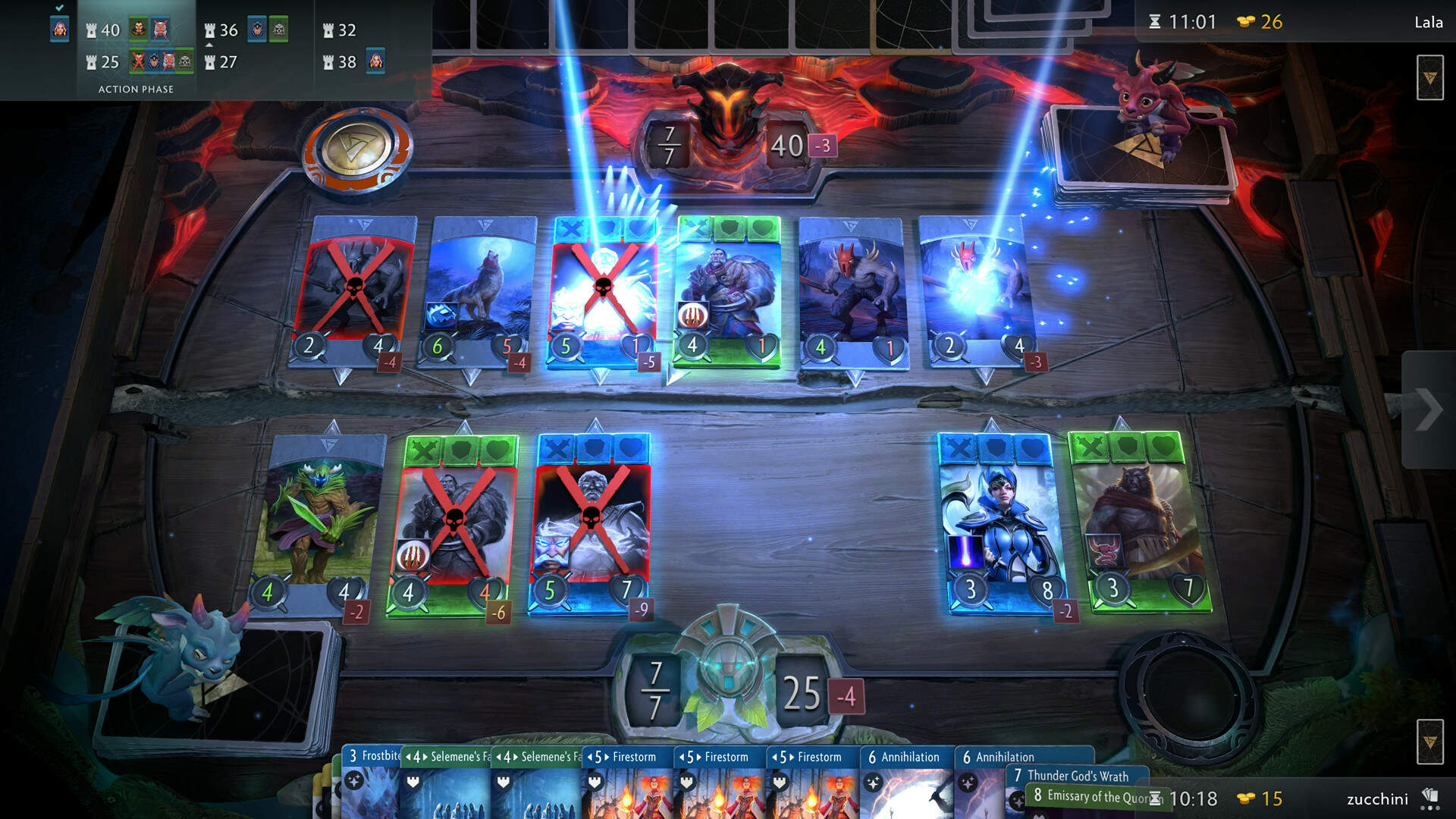 """Artifact's Reboot Is Large in Order to """"Justify Its Existence,"""" Gabe Newell Says"""