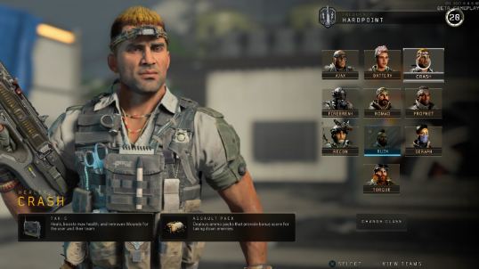 We Rank Every Specialist in the Black Ops 4 Beta From Worst to Best