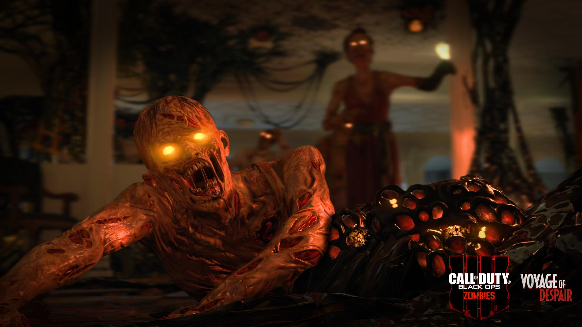 Black Ops 4 Zombies Adds Game of Thrones Actor in Latest Leak