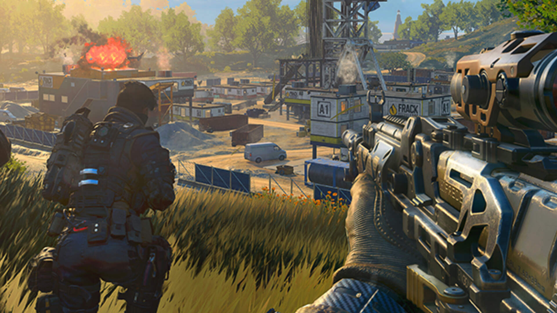 CoD: Black Ops 4's Blackout Reflects All the Ways the Battle Royale Genre Has Evolved Past PUBG in the Past Year