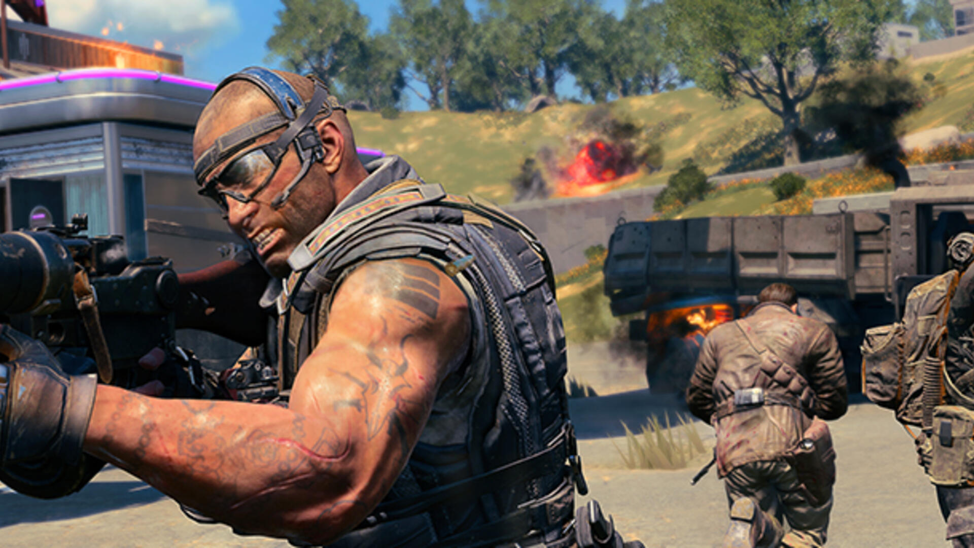 Call of Duty: Black Ops 4 is Teasing a Holiday Zombie Event in Blackout
