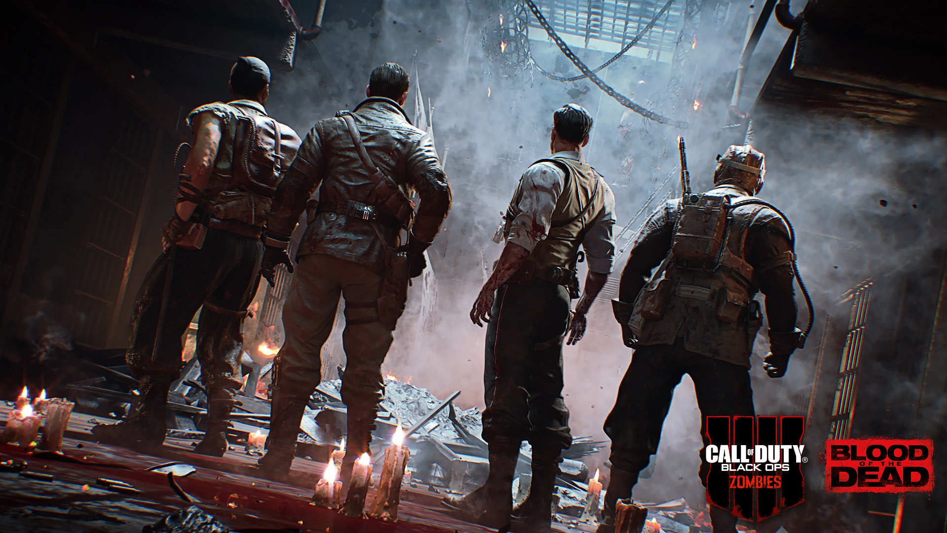 Cod Zombies Is Ready To Step Up And Replace Black Ops 4 S Missing