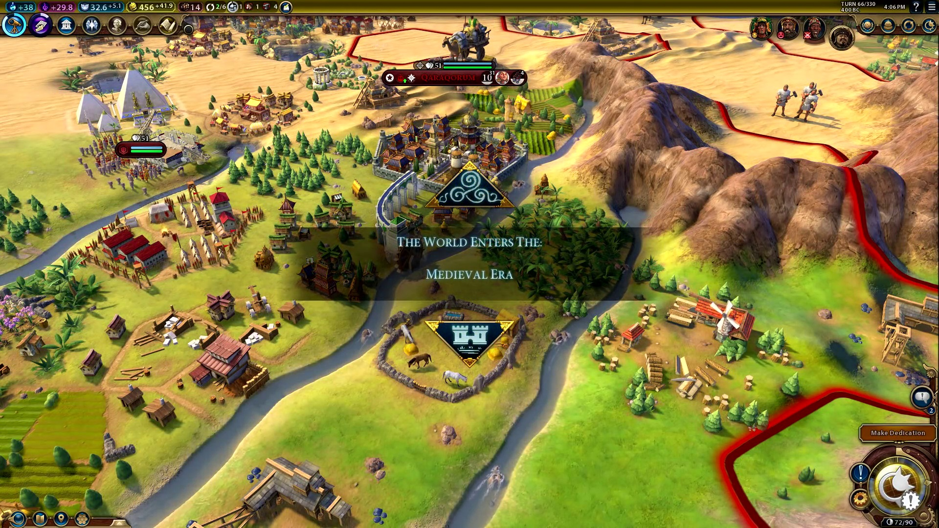 Civilization VI: Rise and Fall Review: Loyalty, Loyalty, Loyalty