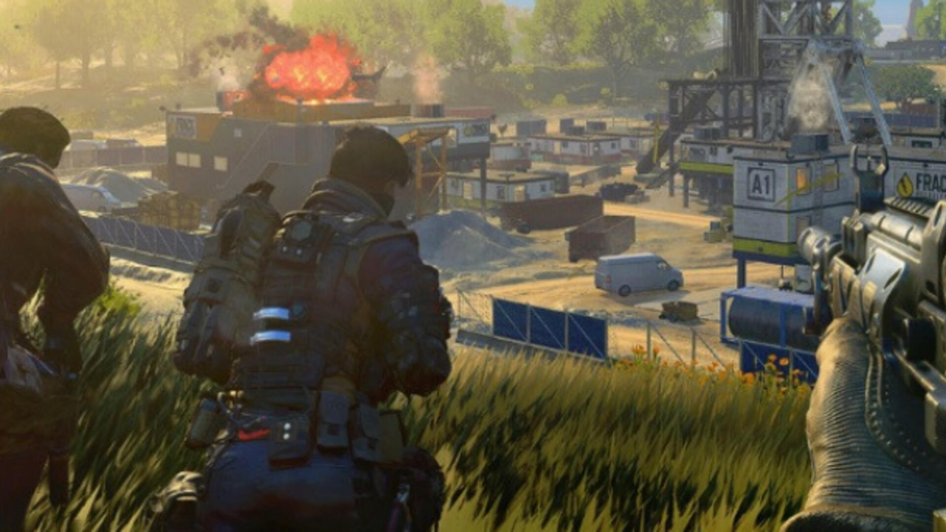USgamer Stream: Call of Duty: Black Ops 4 - Blackout [Done!]