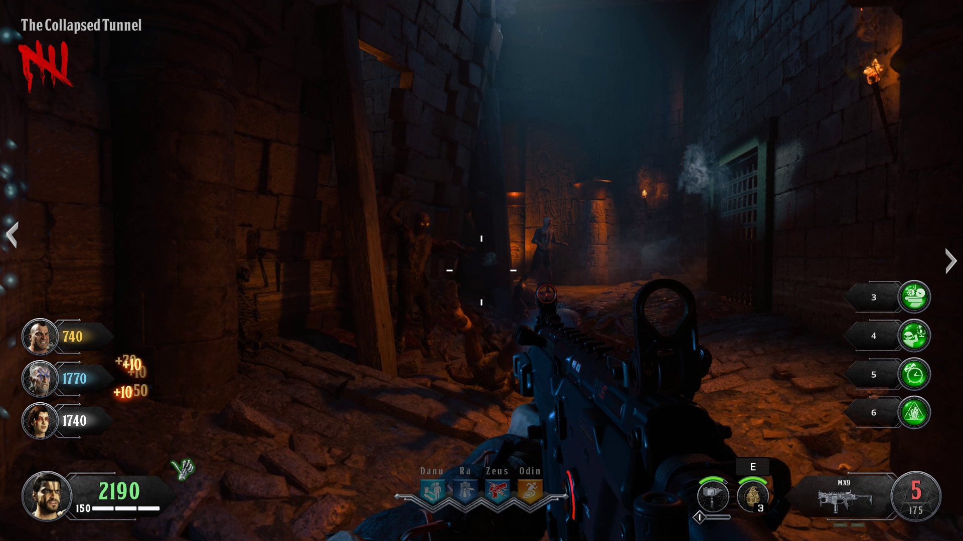 Call of Duty: Black Ops 4 Review | USgamer Call Of The Dead Map on call of duty map, black ops map, world at war map, no man's land map, mob of the dead map, call of duty dead ops,
