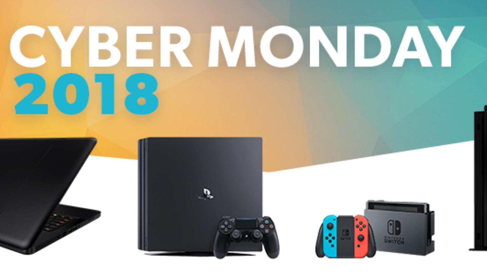 Cyber Monday Video Game Deals Roundup - All the Best PS4, Xbox One, Nintendo Switch and PC Cyber Monday Deals