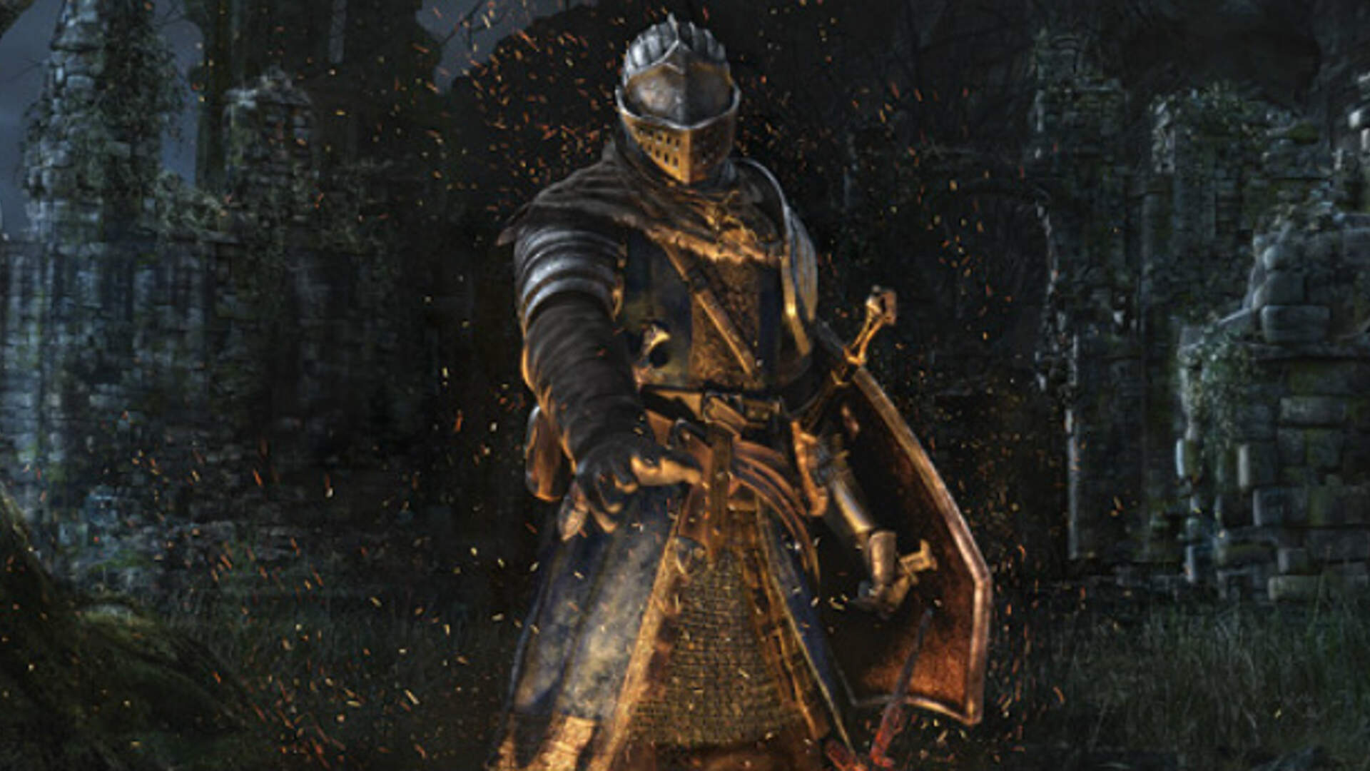 See How Dark Souls Remastered Plays at 60fps as We Try it on PlayStation 4