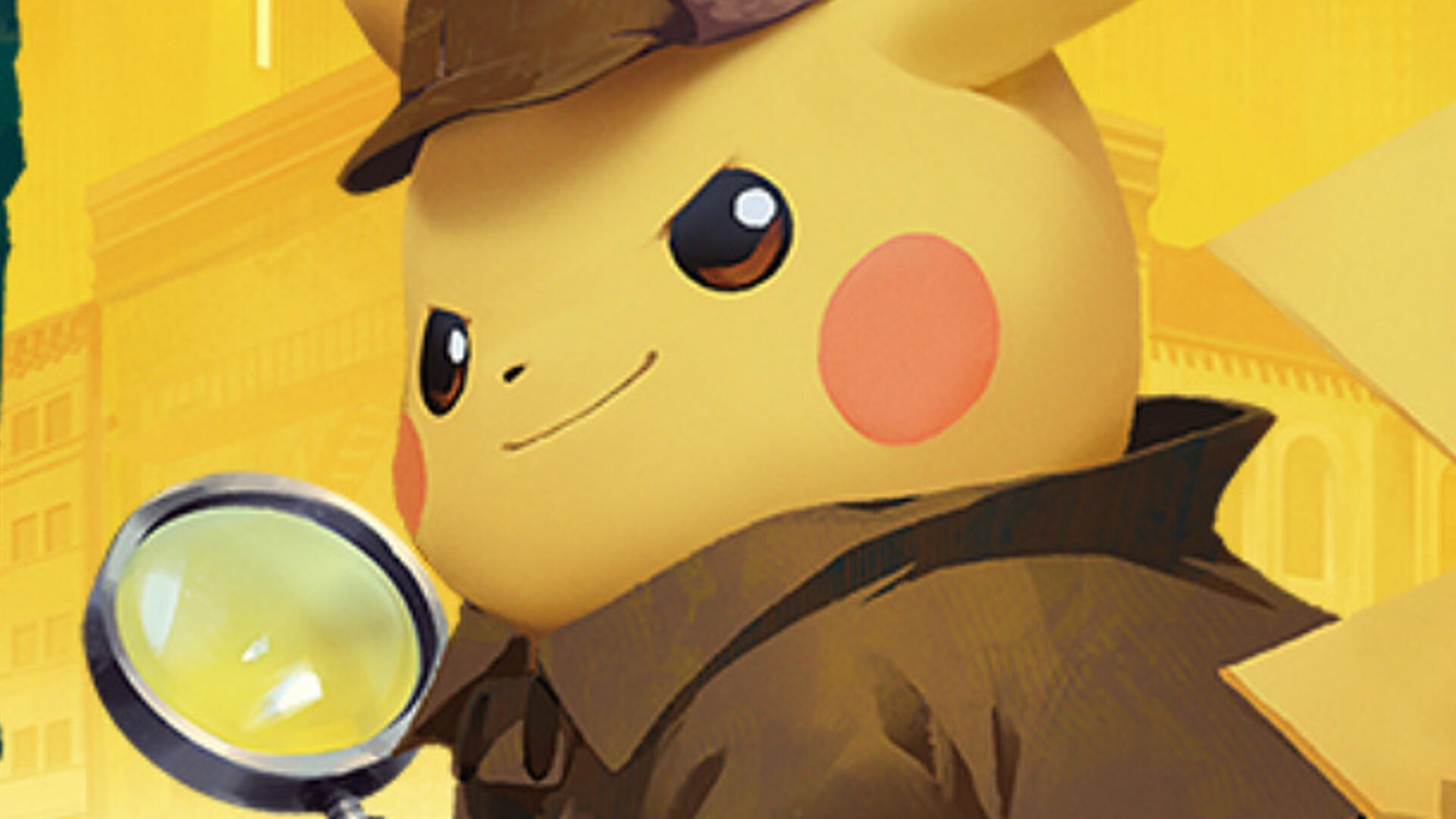 Detective Pikachu Offers a Glimpse of What the Next Generation of Pokemon Might Look like on Switch