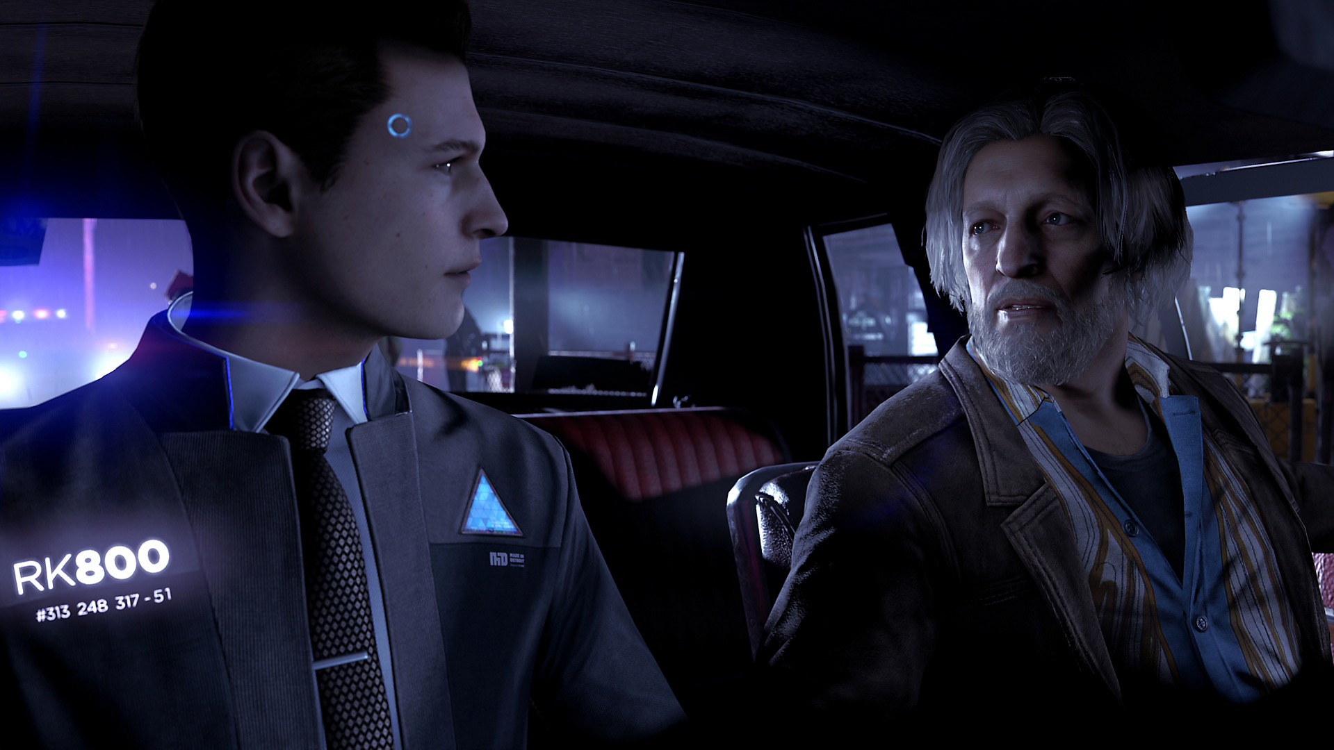 The 5 Most Ridiculous Scenes in Detroit: Become Human | USgamer