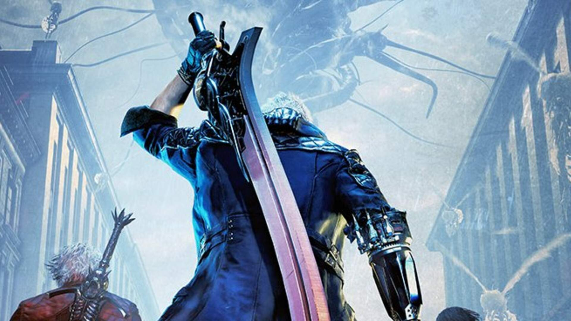 Devil May Cry 5 is Getting a Photo Mode