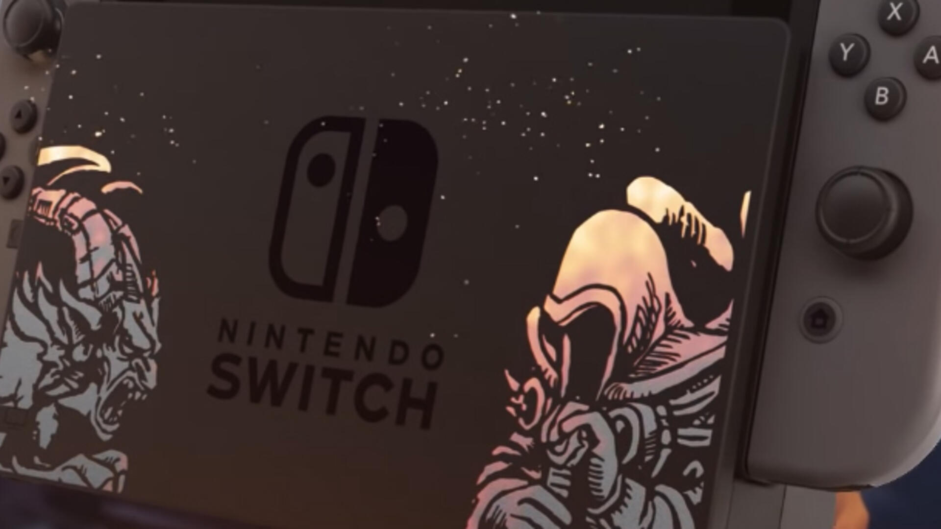 Nintendo Switch Diablo 3 Bundle Includes Exclusive Decals on Console, Dock, and Carry Case