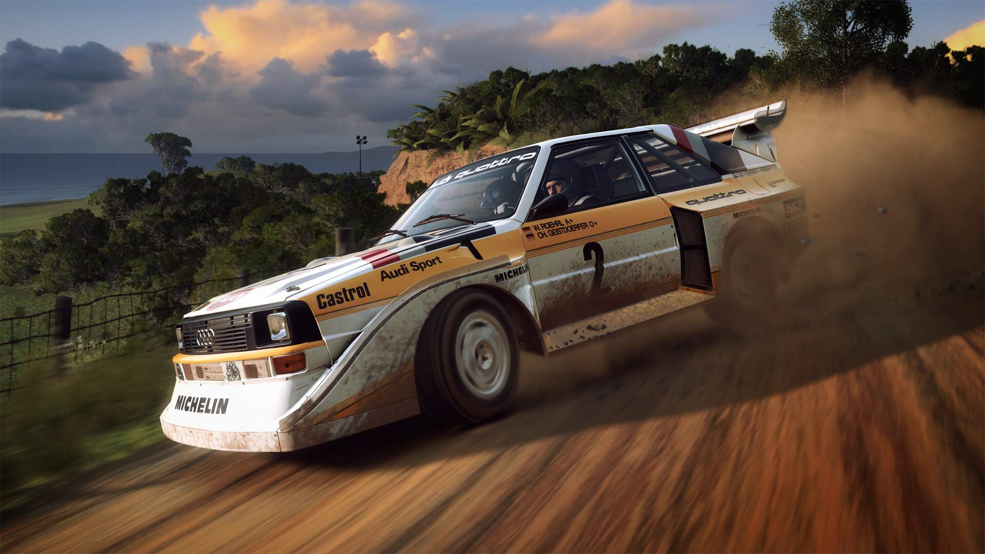 Dirt Rally 2.0 Has No VR Support Planned