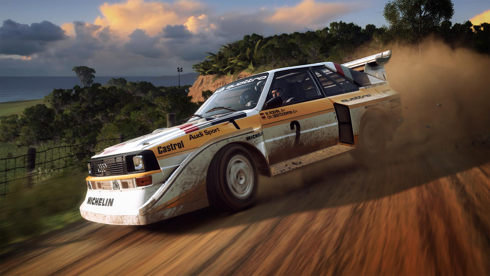 Dirt Rally 2.0 Announced, Coming February 2019