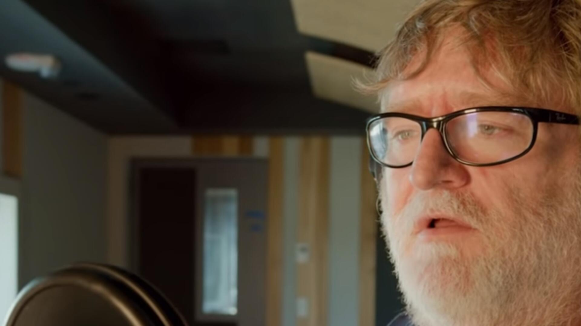 Gabe Newell Makes Half-Life 3 Joke as he Lends His Voice to a New Dota 2 Announcer Pack