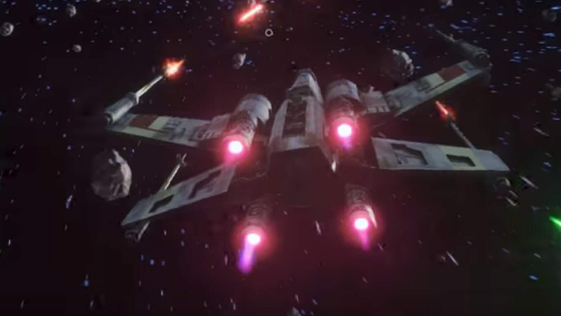 Rebel Galaxy Devs Pitched a Star Wars X-Wing Game in 2016