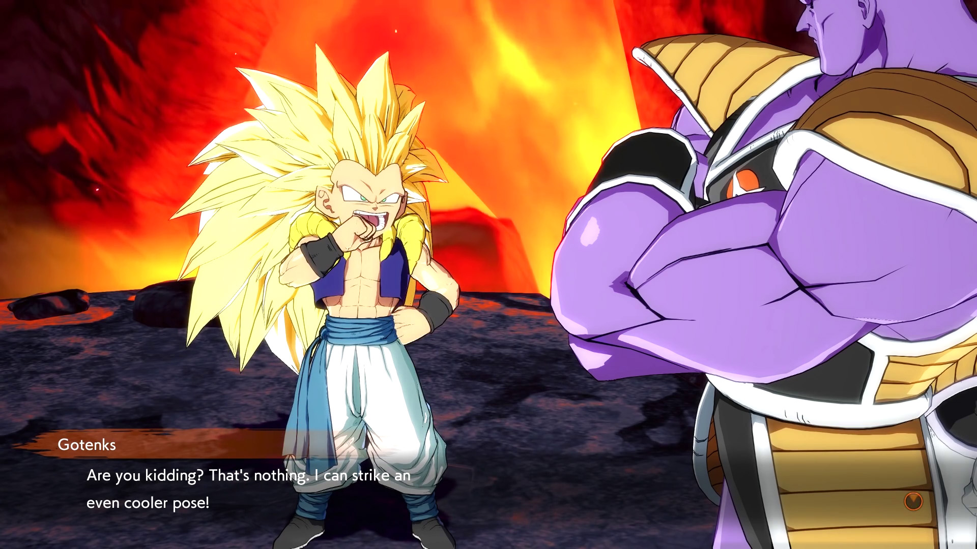 Dragon ball fighterz 39 s story mode is a love letter to a great series usgamer - Dragon ball z 21 ...