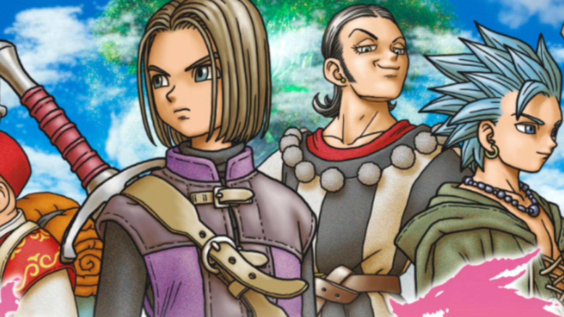 Axe of the Blood God Reviews Dragon Quest XI!