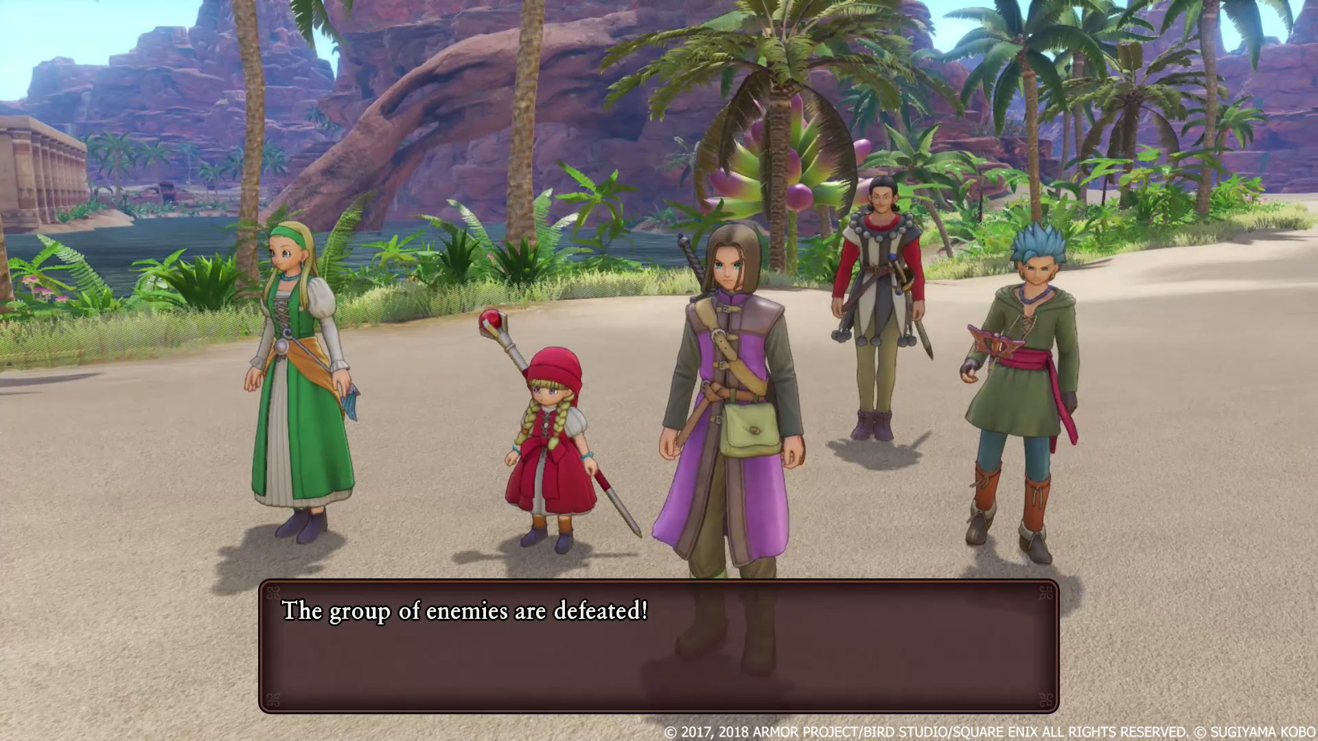Dragon Quest XI Is a Comfortable Callback to an Older Style
