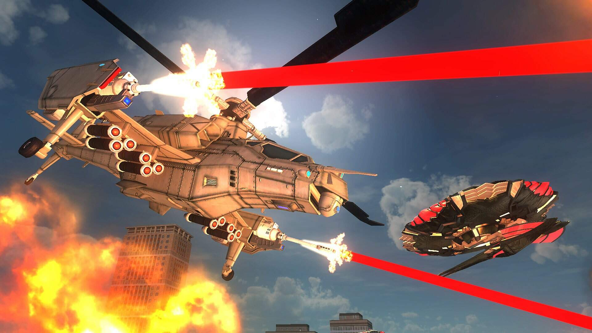 Earth Defense Force 5 is Heading West on December 11