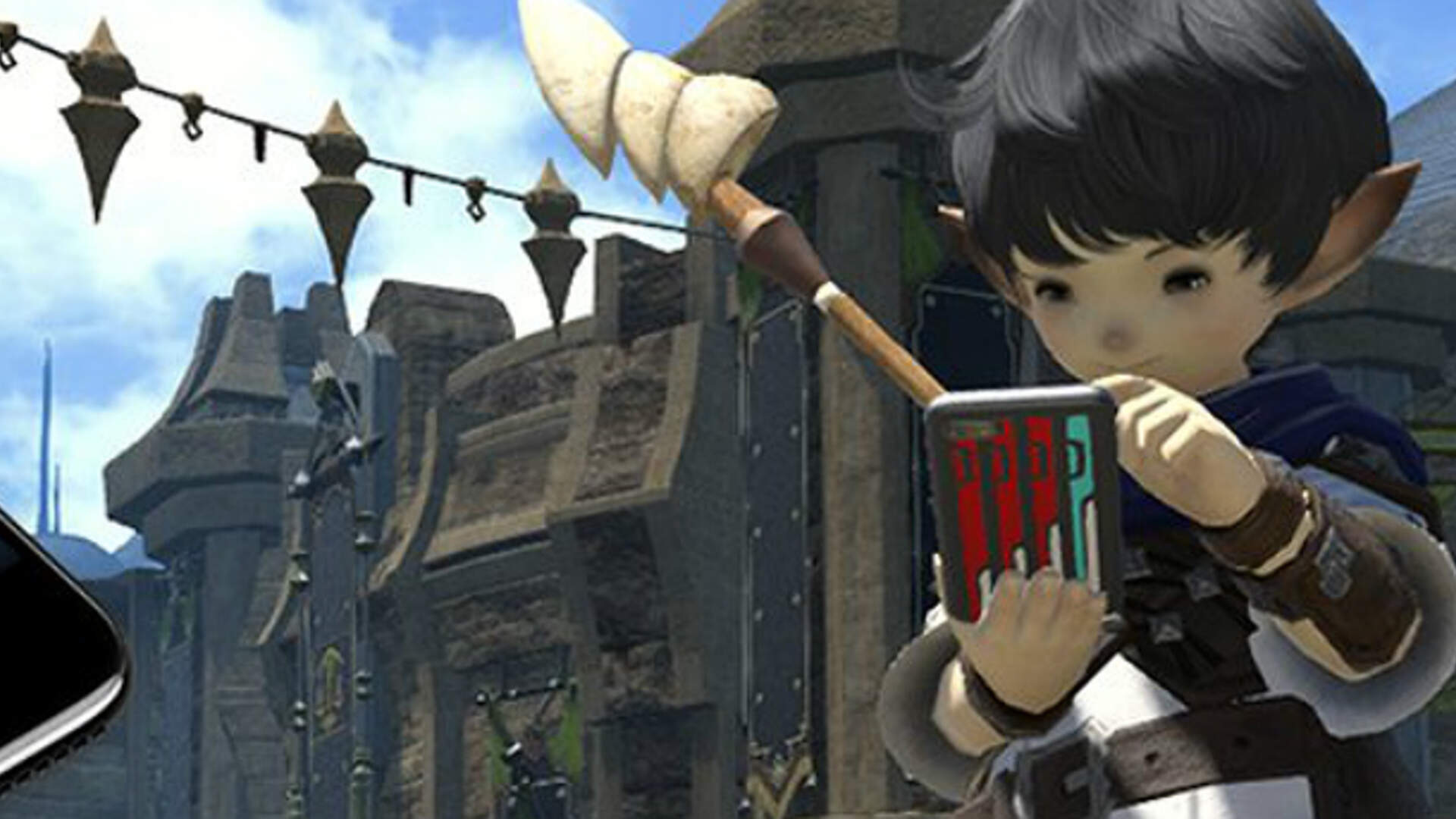 Final Fantasy 14 Introduces Companion App For Upcoming Patch 4.3