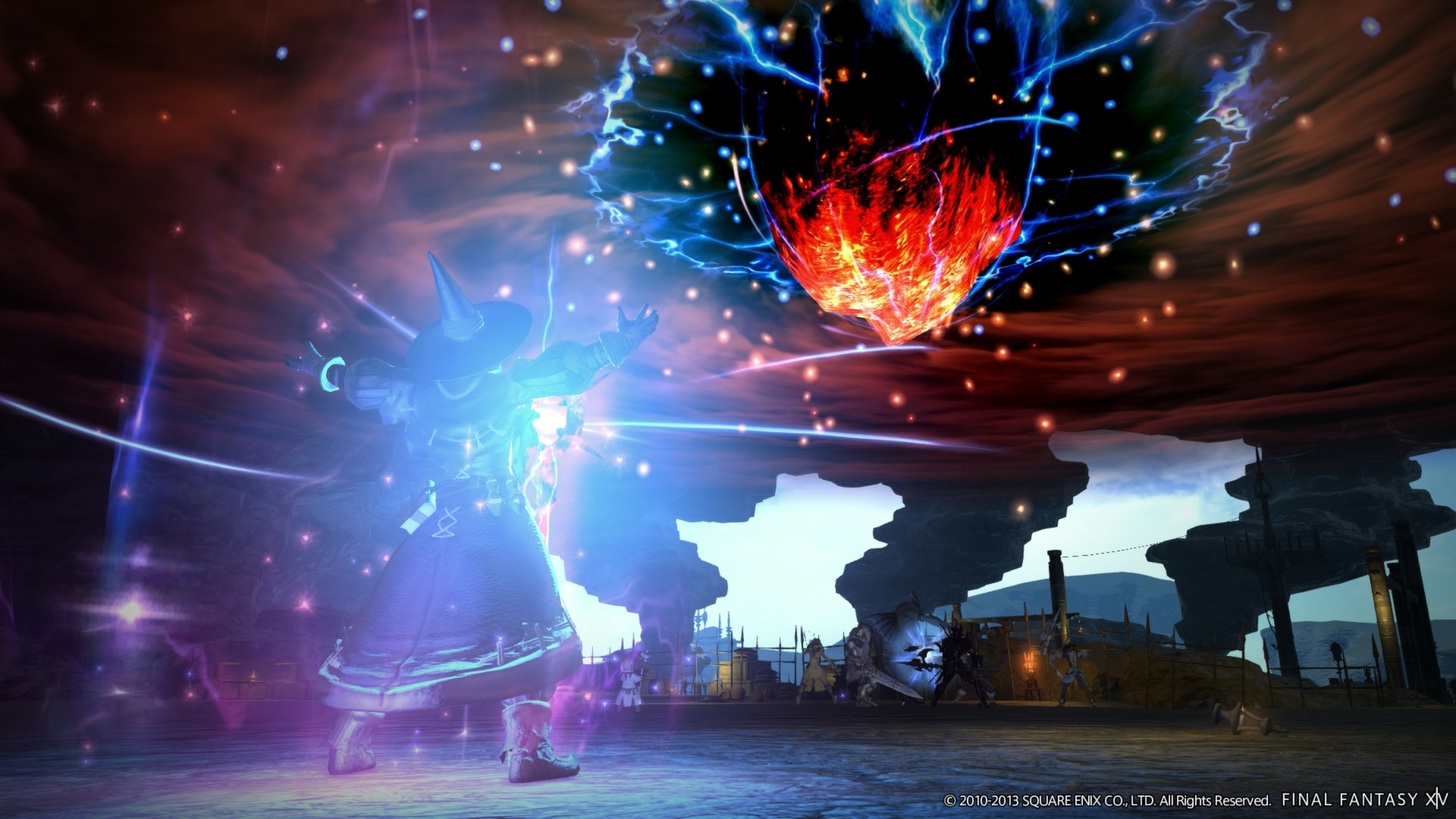 Final Fantasy XIV: Reflecting on Five Years of Primals and Tasty