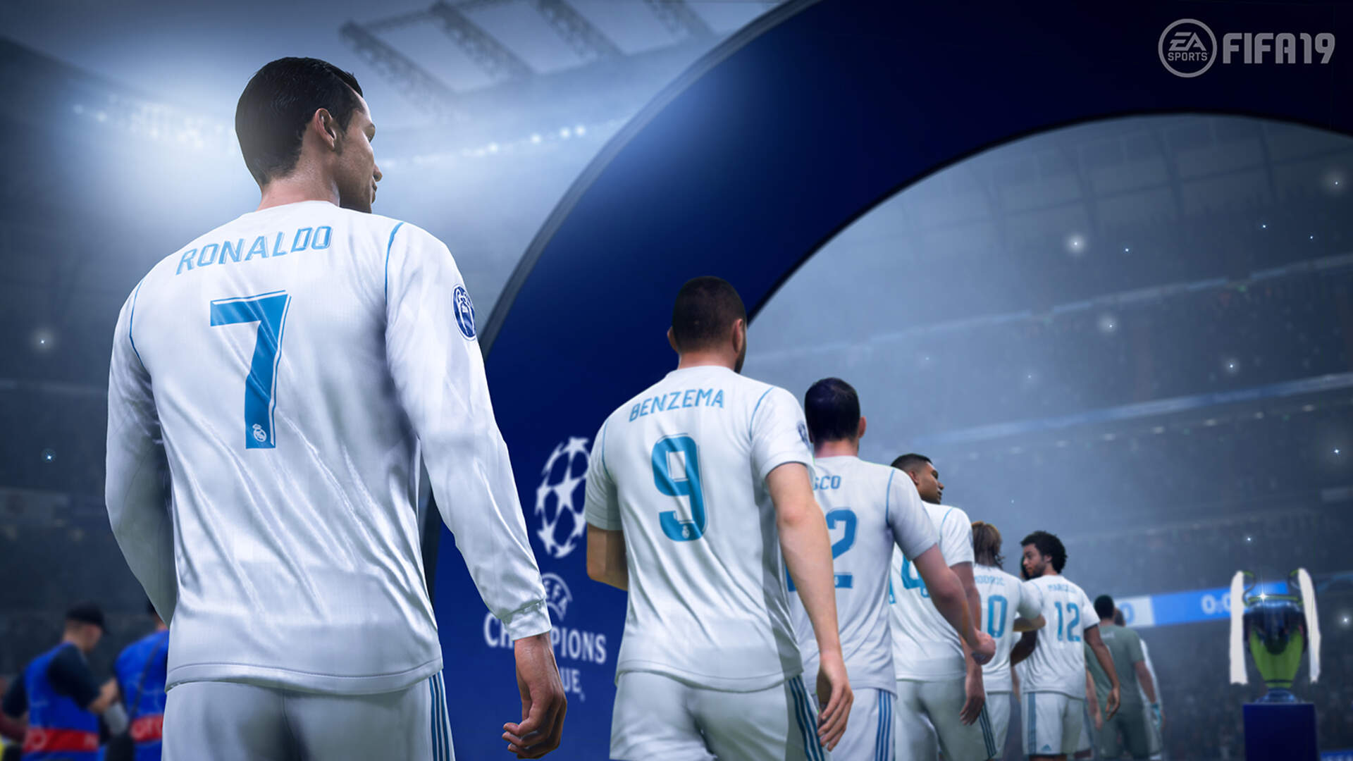 FIFA 19 Switch Already Looks Much Nicer, Even if The Journey is Once Again MIA