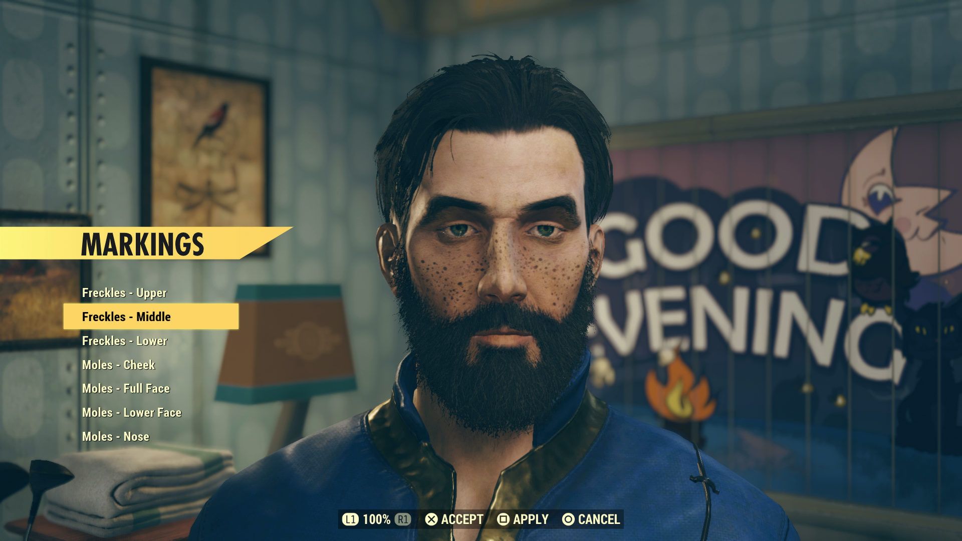 Fallout 76 Character Creation - How to Change Appearance