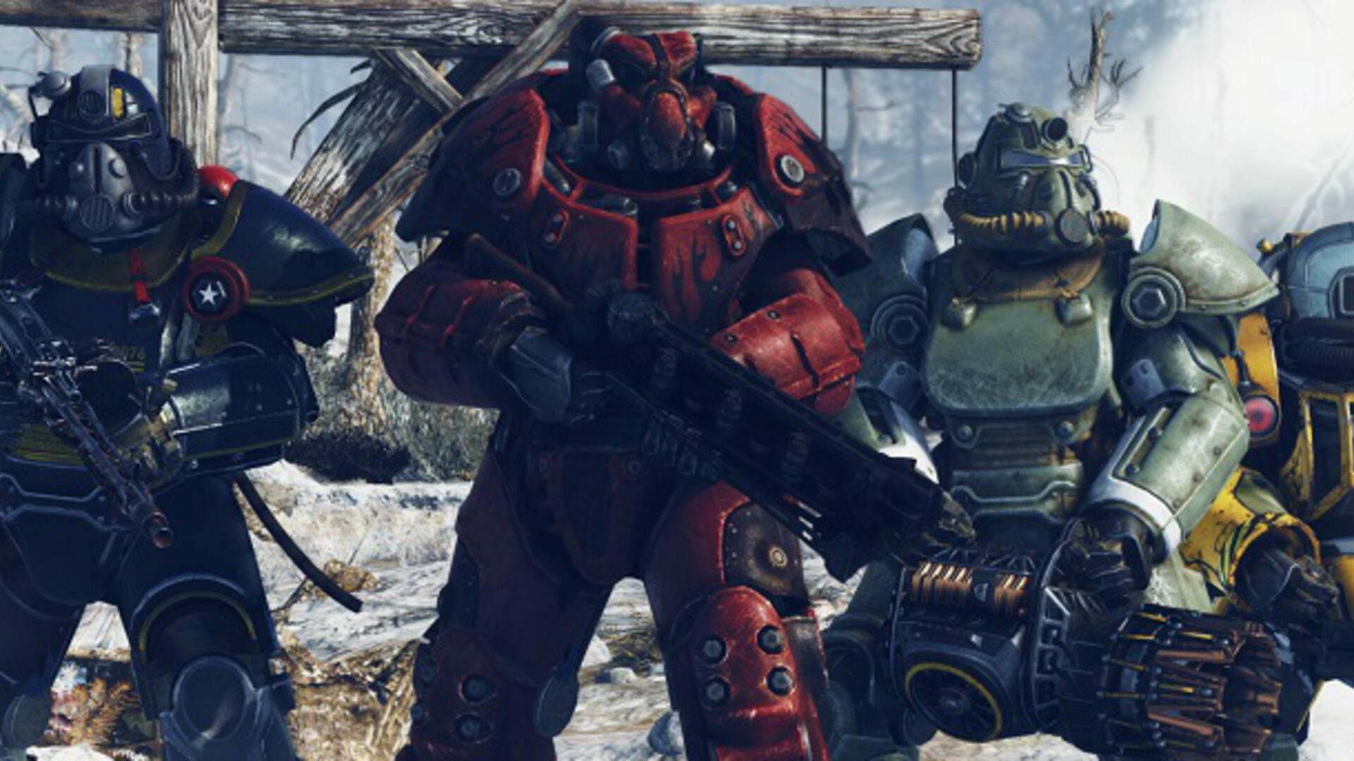Fallout 76 Beta is Available to Pre-Load on PC and You